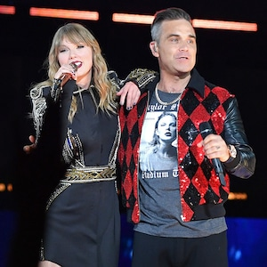 Taylor Swift, Robbie Williams